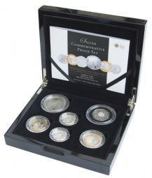 2011 6x Coin Silver Proof Commemorative Set for sale